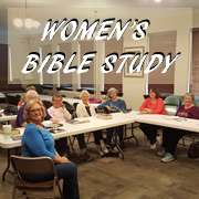 Women's Wednesday Bible Study